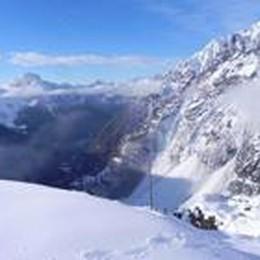 Arriva il generale inverno  Neve mercoledì e giovedì