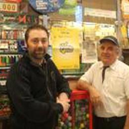 Gratta e vince mezzo milione  alla tabaccheria Boffa dell'Iper