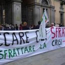 Allarme sfratti: più di 2 mila casi  I sindacati: «Interventi urgenti»