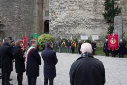 Le celebrazioni in Rocca per la Giornata della Memoria