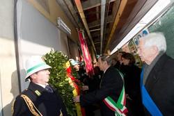 Le celebrazioni per la Giornata della Memoria alla Stazione ferroviari di Bergamo