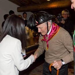 Bergamo «per non dimenticare»  L'omaggio della città ai deportati