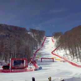 Da Brembate fino alle Olimpiadi  La Liski porta reti e paletti a Sochi