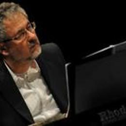 Il pianista Claudio Angeleri  in concerto giovedì a Dalmine