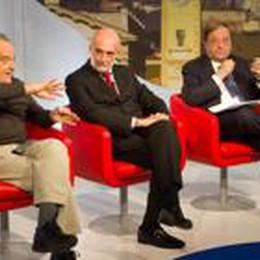 Tre sindaci a confronto su BgTv  «Orio deve avere un limite»
