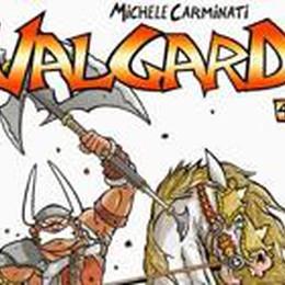 Valgard sfida  i big del fumetto