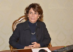 Francesca Ferrandino, prefetto di Bergamo