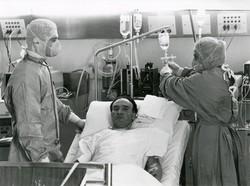 Roberto Failoni, il primo trapiantato di cuore a Bergamo