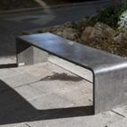 Il cemento d'arredo supera la crisi  Utilizzati i prodotti Italcementi