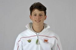 Andrea Locatelli, 17enne di Selvino