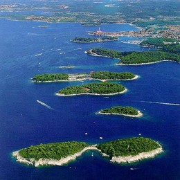 Croazia, ai privati  le Isole Brioni