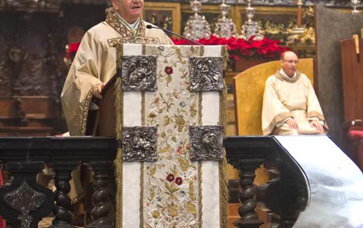 Il vescovo nel giorno dell'Epifania  «Ricordiamo chi per noi è stato la luce»