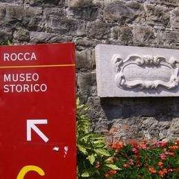 Museo storico alla Rocca  chiuso fino al 29 gennaio