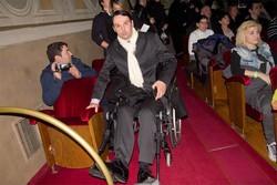 Raffaele Epis, disabile di Almenno San Salvatore