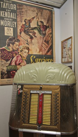I pezzi vintage di Giovanni Vallan