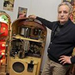 Jukebox e televisori a valvola  rinascono nelle mani di Vallan