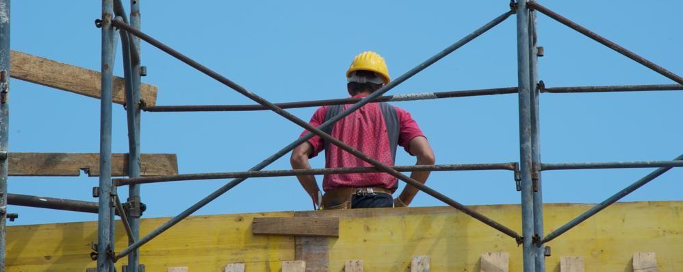 La crisi dell'edilizia a Bergamo 2 mila lavoratori persi in un anno
