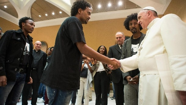 Papa: a superstiti Lampedusa, Ue si apra