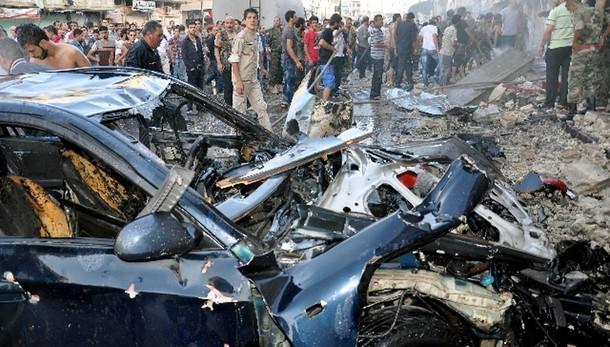 Siria: attentati a Homs, strage di bimbi