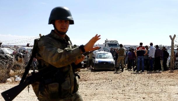 Siria: Turchia mira a zona cuscinetto
