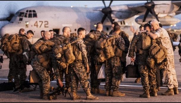 Ebola: 100 nuovi Marines Usa in Liberia