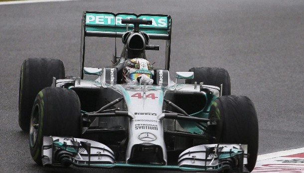 F1: Russia, Hamilton primo in 2/e libere