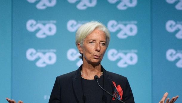 Fmi: no austerity con minor crescita