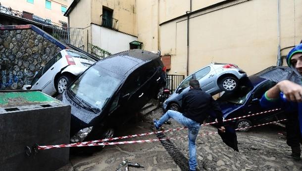 Genova: Grillo, un disastro,una vergogna
