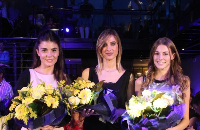 Le tre finaliste