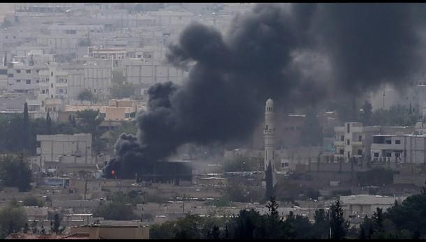 Isis conquista quartier generale Kobane