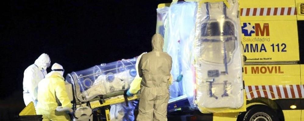 «Ebola, servono garanzie sanitarie anche per Linate e per Orio al Serio»