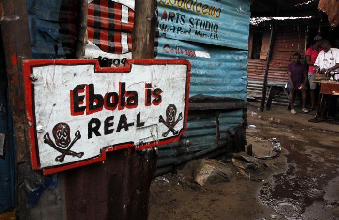 L'emergenza Ebola è sempre più reale