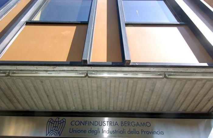 La sede di Confindustria Bergamo