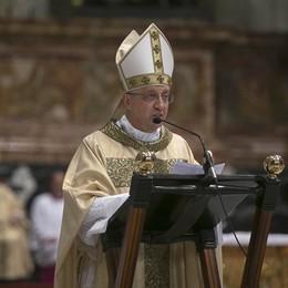 Monsignor Malvestiti ordinato vescovo