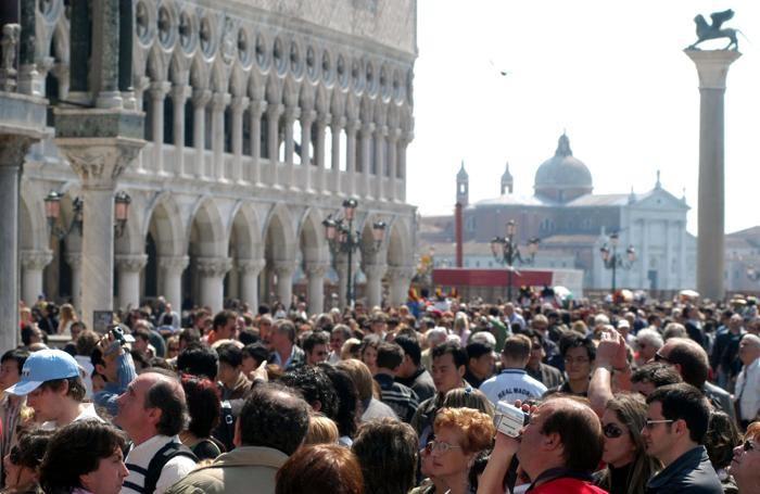 Il Veneto con Venezia è la regione più visitata in Italia