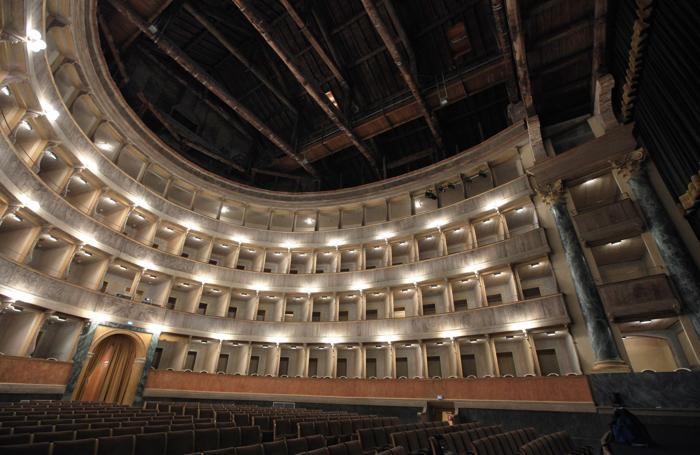 Il Teatro Sociale di Bergamo