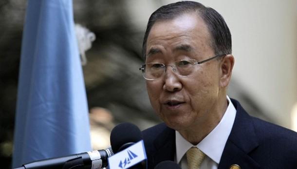 Ban, evitare un massacro a Kobane
