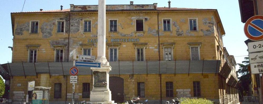 Il nodo spazi per l'Università Ex Riuniti e c'è la  Montelungo