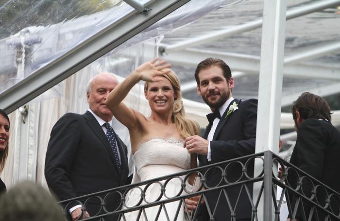 Il matrimonio Trussardi