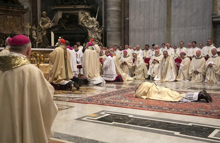 Monsignor Maurizio Malvestiti ordinato vescovo