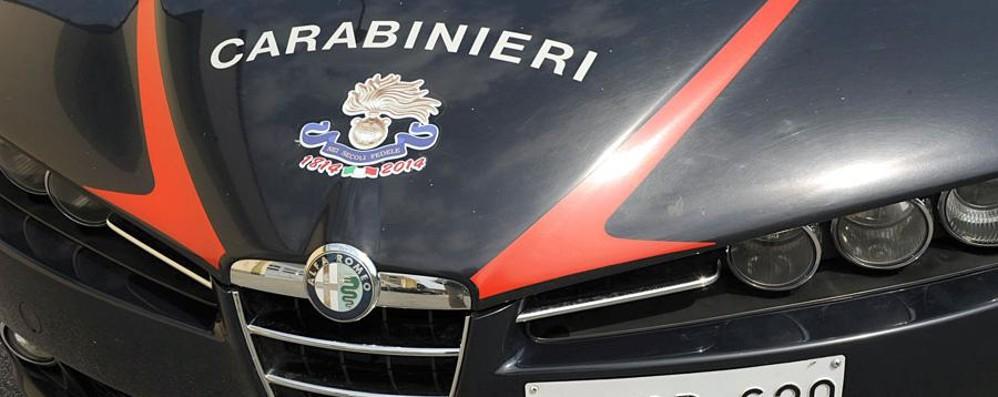Rapina in Borgo Palazzo Calci e pugni per 100 euro