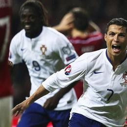 Ronaldo, altro record 100 milioni di like su Fb