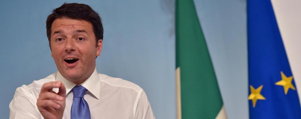 Il coraggio di Renzi che taglia le imposte