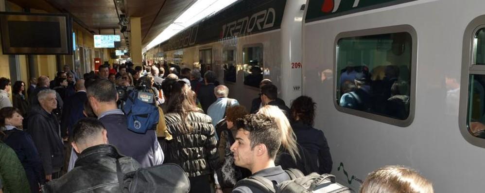 La politica bergamasca scrive a Maroni «Intervenite  su Trenord e Rfi»