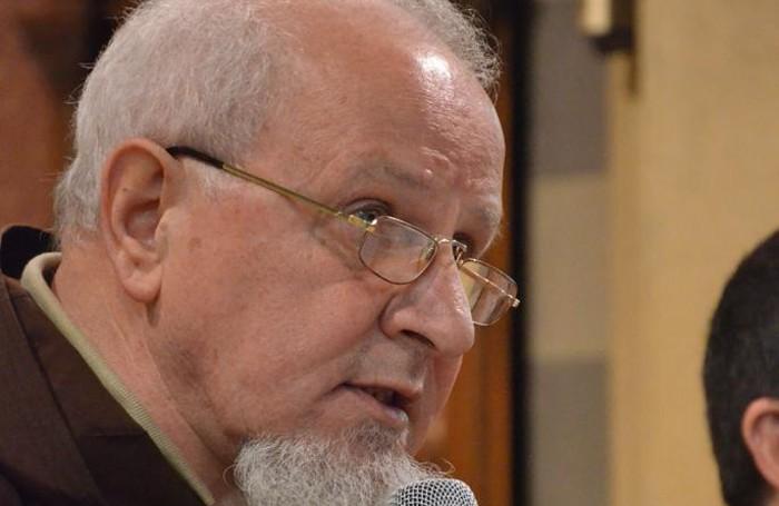 padre Rodolfo Saltarin, vicepostulatore della causa di beatificazione di Fra Tommaso da Olera