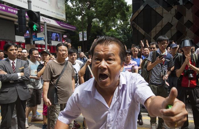 Manifestazioni ad Hong Kong