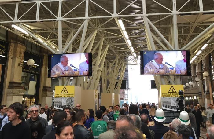 Milano, la diretta della Beatificazione