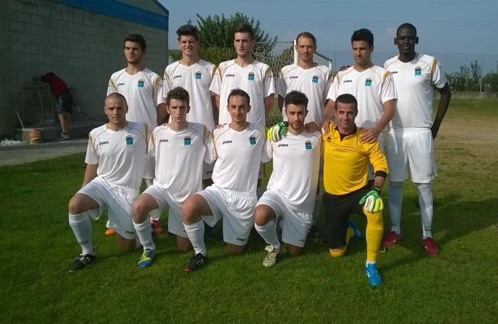 La squadra della Pontirolese