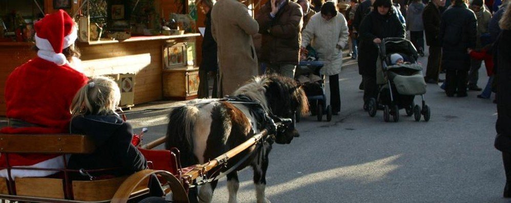 Tornano i mercatini a Castione Legato all'Expo, via il 22 novembre