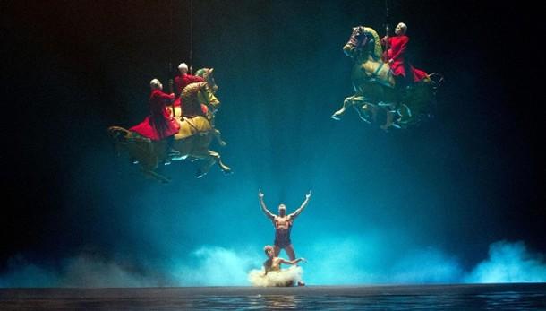 Cirque du Soleil,prossimo show da Avatar
